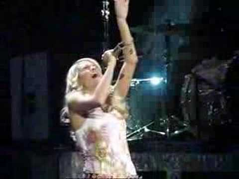 """Carrie Underwood """"Young and Beautiful and Some Hearts"""""""