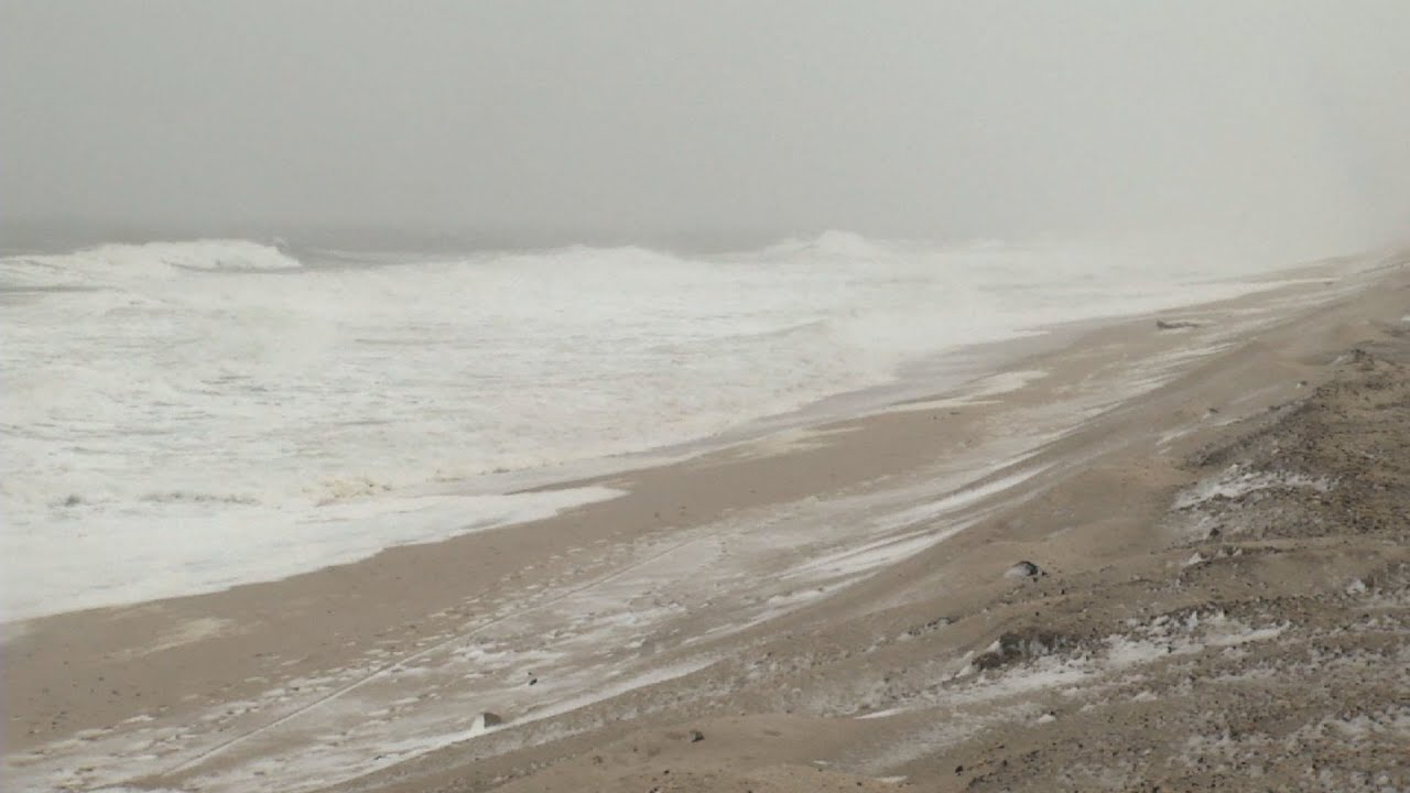 Arctic Plunge Then Weekend Storm to Lash Southeast Coast With ...