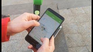 Πως λειτουργούν τα ηλεκτρικά πατίνια Lime (Αθήνα)