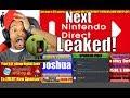 Next Nintendo Direct Leak