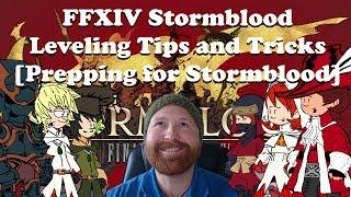 Video FFXIV Stormblood: Leveling Tips and Tricks [Prepping for Stormblood] download MP3, 3GP, MP4, WEBM, AVI, FLV Desember 2017
