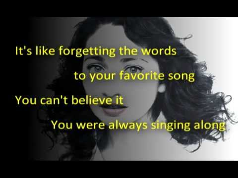 Regina Spektor- Eet with Lyrics