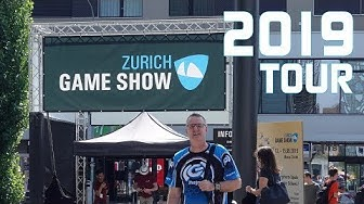 Zurich Game Show 2019 Tour (UNCUT)