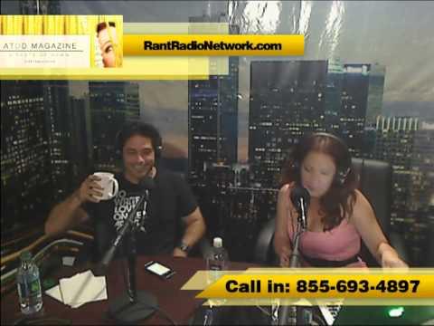 A Taste of Dawn RADIO: Episode 23 - Comedian Jonathan Dane
