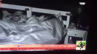 Bbnaijamiracle servicing nina under the duvet