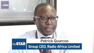 Radio Africa Limited Group CEO Patrick Quarcoo talks Bamba TV partnership with KTN