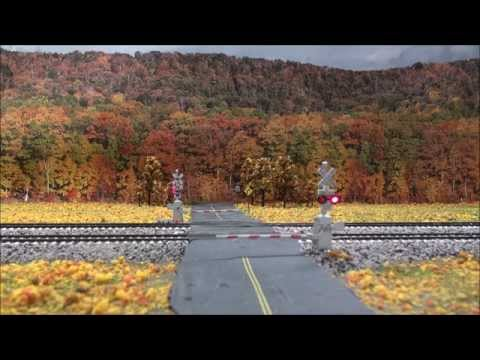 How to Build a Modular Layout Pt 10: Grade Crossings and Roads