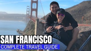 San Francisco Travel Guide: Untold Tips + Top Attractions (2019)