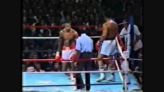Larry Holmes Vs  Muhammed Ali Rds 6 7 8 9 10 & Postfight