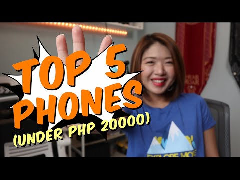 TOP 5 PHONES Under Php 20,000 [As Of December 2019]