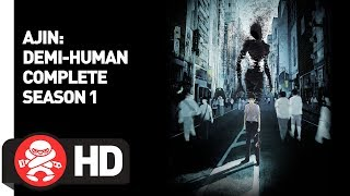 Ajin: Demi-Human Complete Season 1 - Official Trailer