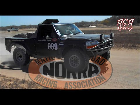 NORRA Mexican 1000 2017 Rally