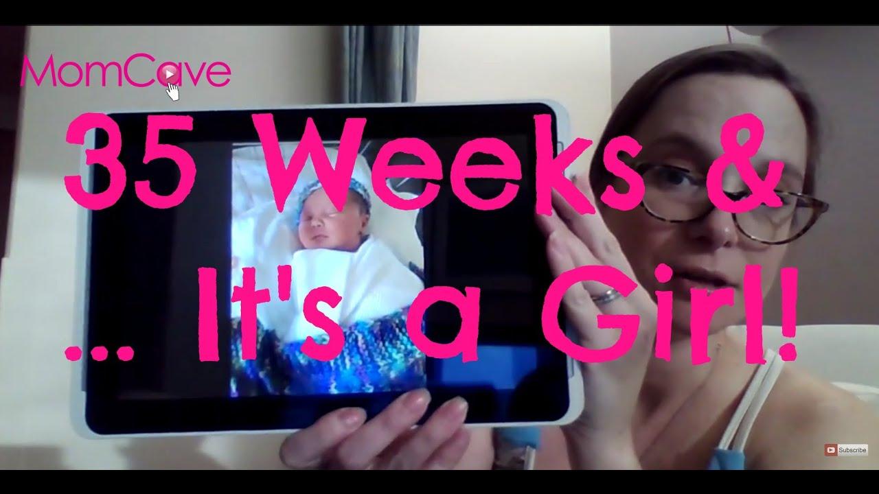 MomCave 35 Weeks Pregnancy Update--- Preterm Labor ...
