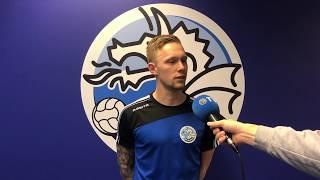 Voorbeschouwing Jong FC Utrecht met Junior van der Velden
