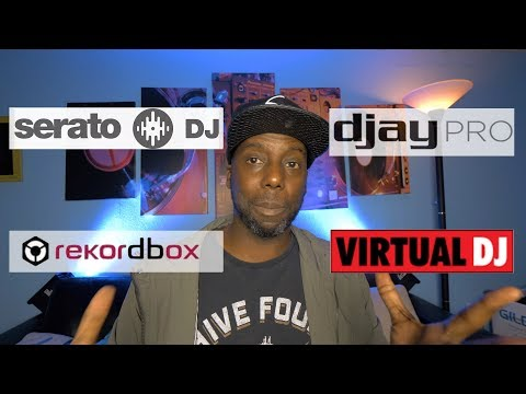 Why DJs use Serato and Rekordbox instead of Virtual DJ and DJay Pro 2 for Club Gigs