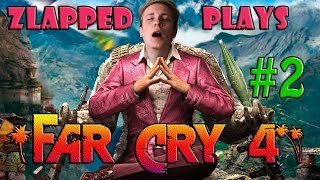 Far Cry 4 Playthrough Episode 2: Learning the basics