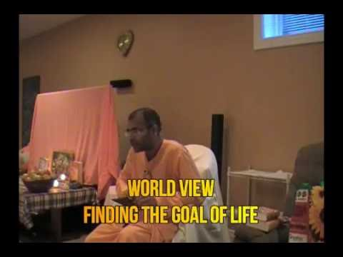 World View   Finding the Goal of Life