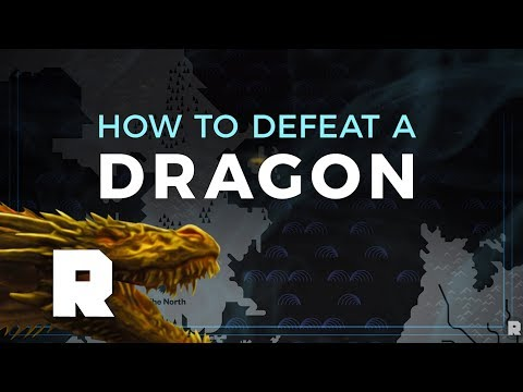 How to Defeat a Dragon | 'Game of Thrones' Survival Guide | The Ringer