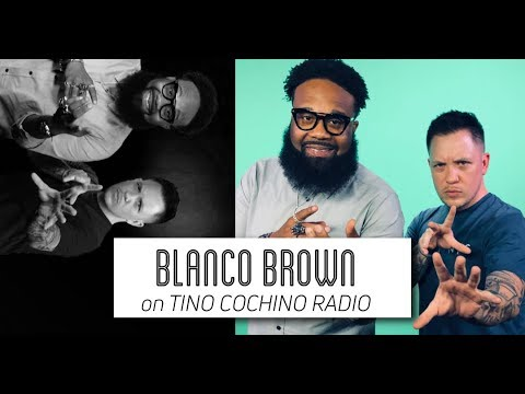 Tino Cochino Radio - Blanco Brown On Girls Flashing, His Country Upbringing & More With Tino
