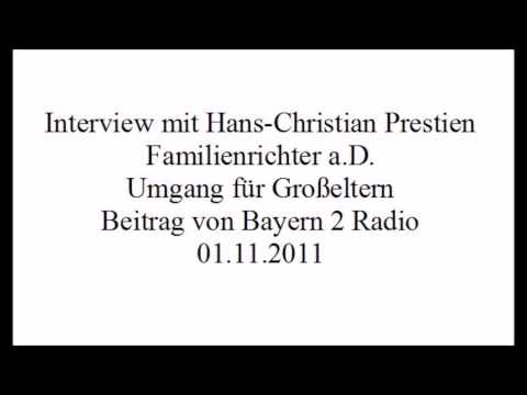 2012 11 01 Interview mit Hans Christian Prestien, Umgang für Großeltern