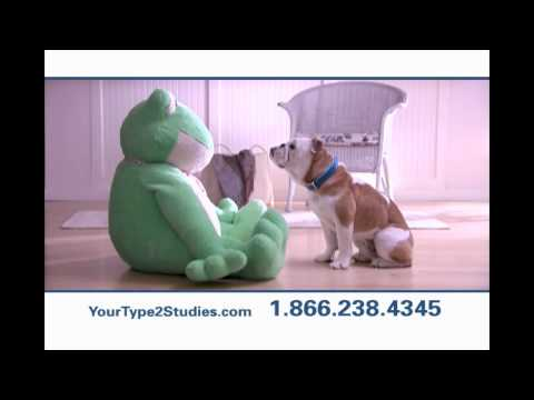 Type 2 Diabetes Study Commercial
