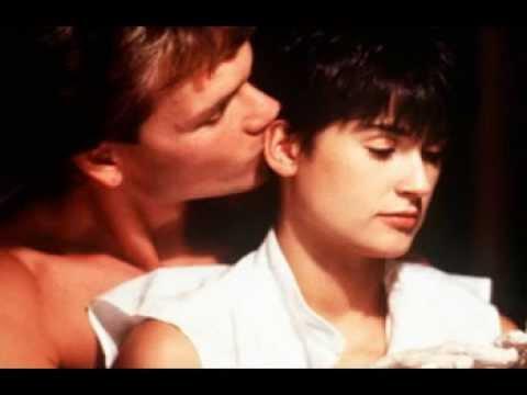 Musique film - Ghost 1990 ( Patrick Swayze & Demi Moore ).