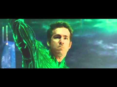 Green Lantern 2011 - Training scene