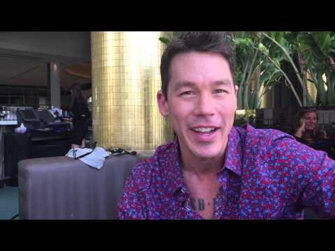 Interview with David Bromstad of HGTV