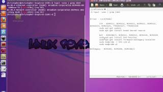 Installing WIFI drivers on Linux Ubuntu - Easy!