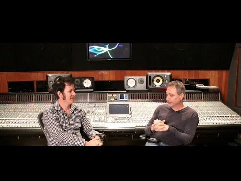 Ben Grosse Interview and Studio Tour : Warren Huart - Produce Like A Pro