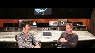 Ben Grosse Interview and Studio Tour : Warren Huart - Produce Like A Pro