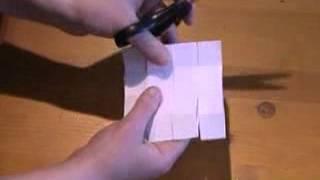 Amazing paper toy