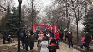 Старт Ladies Run 8.03.2017