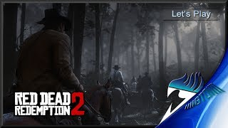 Red Dead Redemption 2 - Let's Play #15 [Chapitre 6]