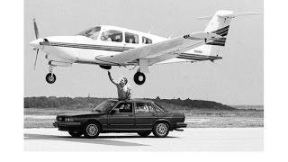 12 maart 1985 Helpende hand bij landing