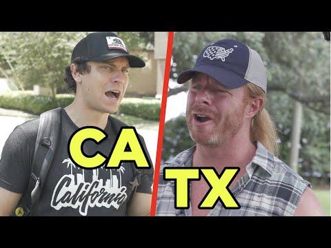 When Californians move to Texas