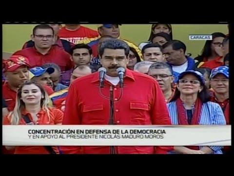 Presidente de la Republica Nicolas Maduro