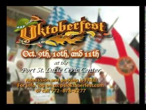 German American Club of the Treasure Coast presents Oktoberfest 2015