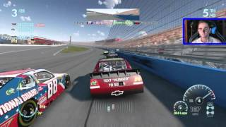 NASCAR The Game: Inside Line - Race 5/36 - Auto Club 400