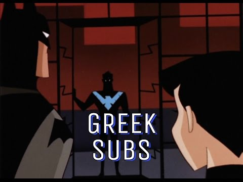 "Batman The New Adventures""You scratch my back""3/5 Greek Subtitles"