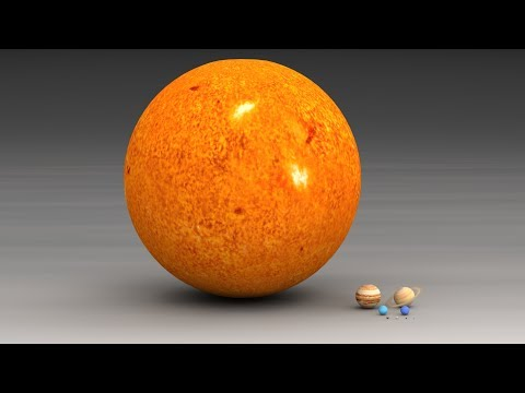 Biggest, Smallest, Hottest, Coldest, Oldest and Youngest planets in the Universe - Beauty Above Us