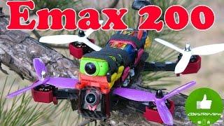 ✔ EMAX Nighthawk 200! Любимый Комплект FPV Квадрокоптера!(, 2016-06-01T10:46:12.000Z)