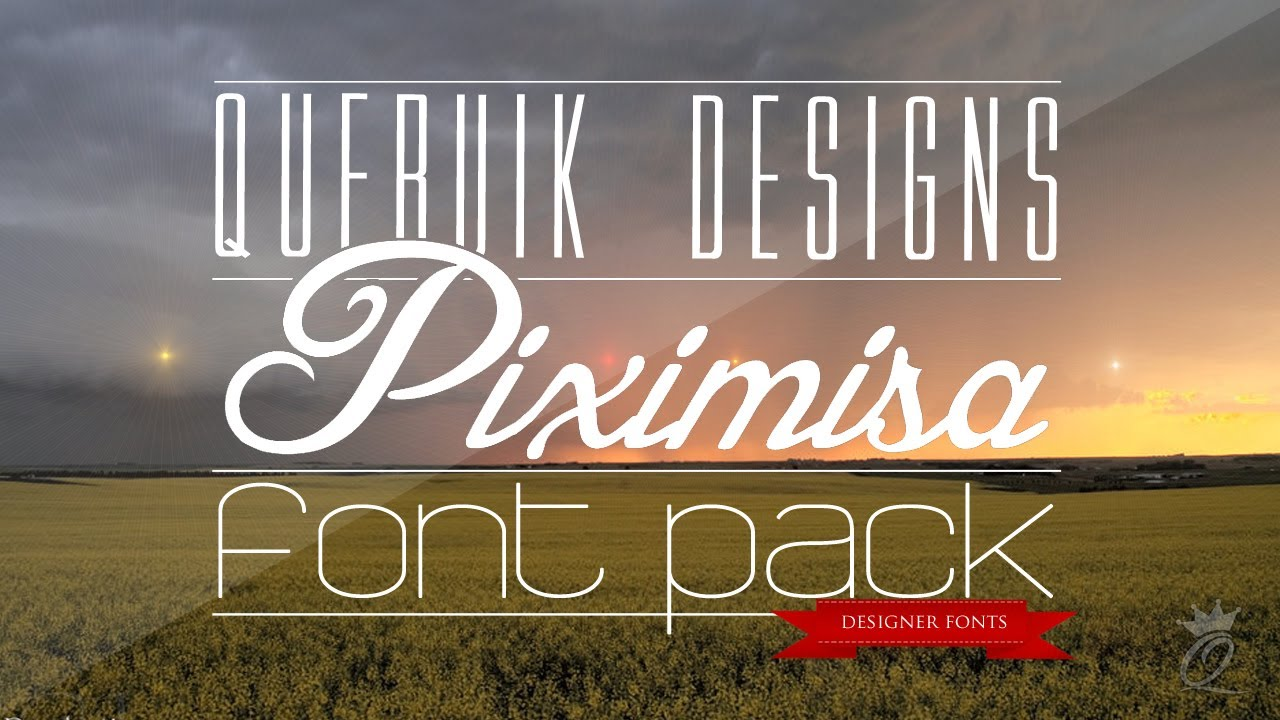 Download Free Designers Font Pack | Best Fonts - YouTube