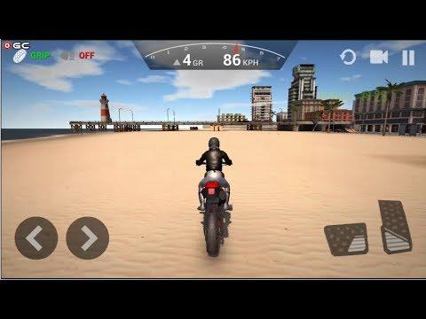 "Ultimate Motorcycle Simulator ""Airport Area"" Motor Bike Racing Game Android Gameplay FHD #3"