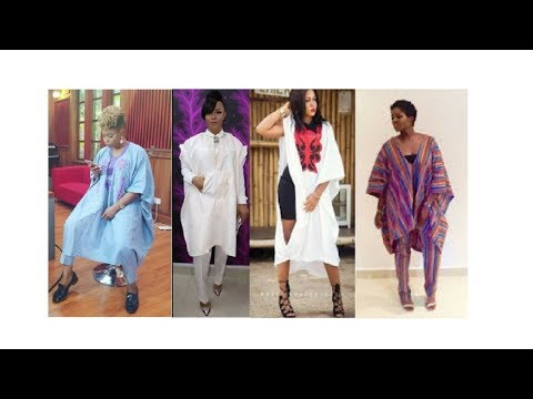 Agbada Styles For Women: Nigerian Ladies on Agbada Fashion