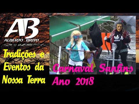 2018 02 11 Marcha Carnaval Sanfins de Ferreira