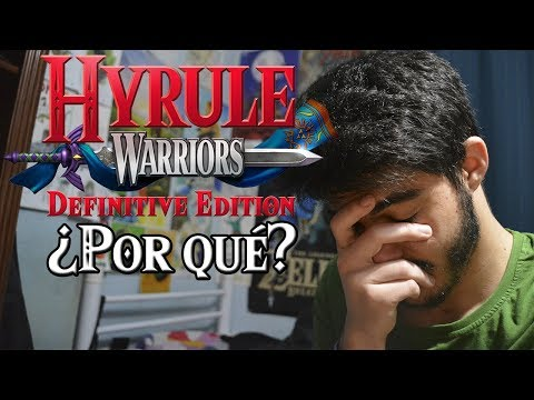 Download Youtube: HYRULE WARRIORS PARA SWITCH