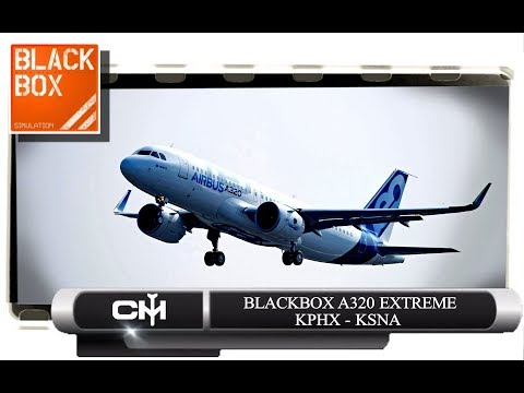 [P3D V4.1] BlackBox A320 Extreme | Full Flight Tutorial | KPHX to KSNA