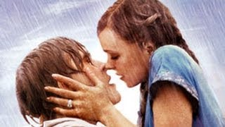 THE NOTEBOOK RAIN KISS IN REAL LIFE!!