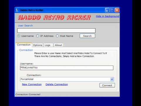 Habbo Retro 2012 Hack
